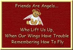 """Our """"Angel Friends!"""" :-)"""