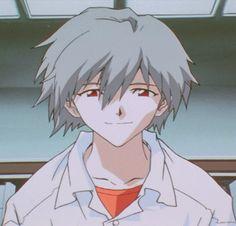 Evangelion kaworu smile(not tv version)