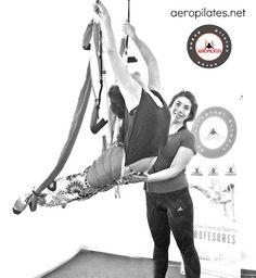 profesores cursos pilates aereo © by AeroPilates ® International