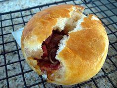 Baked Manapua (Baked Char siu bao)   My Food Affair