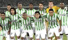 Atlético Nacional, el octavo mejor equipo del mundo. May 12, 2014