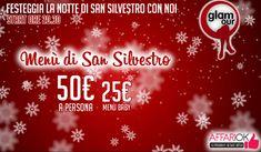 San Silvestro   Capodanno Al Glamour