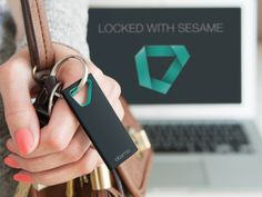 DEAL OF THE DAY: Sesame 2: A wireless sensor that locks your Mac when you walk away click here:  http://infobucketapps.com