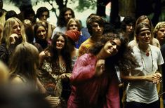 U.S.  Woodstock Festival, 1969 |LIFE