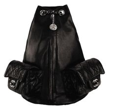 CHANEL Large calf skin backpack ($3,300)