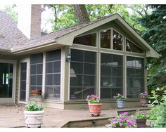 S.E. Wisconsin Sunrooms, Milwaukee and Twin Lakes, WI - 3 and 4 Season Rooms
