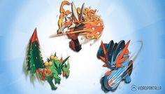 Megapiedras de Hoenn  Si participaste en el Desafío Internacional de abril 2017 ya puedes obtener como regalo las megapiedras de Sceptile Swampert y Blaziken.  Para reclamar tus megaspiedras deberás iniciar sesión en la página de Pokémon Global Link y a continuación acceder en este enlace.  Torneo de pequeñines  El torneo que nos presenta Pokémon consistirá en formar un equipo para combates dobles online en el cual solo podrás usar Pokémon de 1 metro (303) o inferiores.  El periodo de…