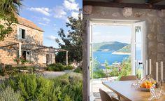 Coastal villa- Rees Roberts + Partners LLC - Villa San Spirito Croatia