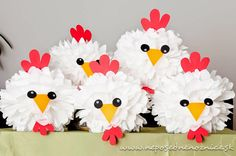 Discover recipes, home ideas, style inspiration and other ideas to try. Farm Animal Party, Farm Animal Birthday, Farm Birthday, Farm Party, Boy Birthday Parties, Farm Crafts, Crafts For Kids, Kindergarten Crafts, Farm Theme