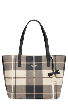 Free shipping and returns on kate spade new york 'hawthorne lane - small ryan' tote at Nordstrom.com. A bold, graphic pattern provides an effervescent update for a pebbled-leather tote embellished with a dainty kate spade charm.