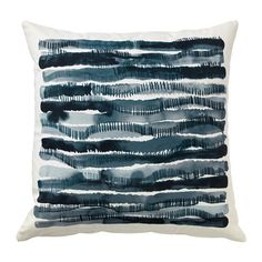 STOCKHOLM 2017 Cushion IKEA The zipper makes the cover easy to remove. The duck feather filling feels fluffy and gives your body excellent support. Ikea Stockholm 2017, Cushions Ikea, Seat Cushions, Pillow Room, Ikea Pillow, Ikea Bedroom, Bedroom Ideas, Textiles, Affordable Furniture