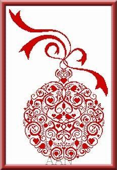 Alessandra Adelaide Cardinal Christmas Ball