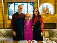 A Berry Royal Christmas viewers admire Kate fangirling over Mary Berry - The festive BBC special saw the baking legend shadow the Duke and Duchess of Cambridge as … - Prince William And Kate, William Kate, Prince Andrew, Prince Philip, Prince Harry, Prins William, Royal Prince, Princess Kate, Princess Charlotte