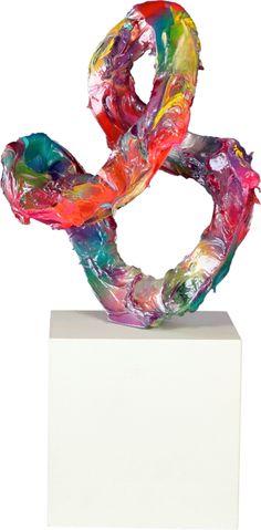 """""""Dance Of Infinity"""" work of art, sculpture, Skulptur, Kunstwerk"""
