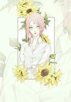Anime Naruto, Naruto Fan Art, Naruto Sasuke Sakura, Naruto Girls, Sakura Haruno, Art Anime Fille, Anime Art Girl, Shinshi Doumei Cross, Image Manga