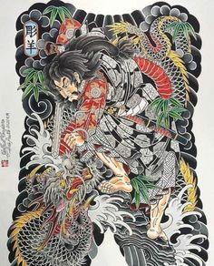 Traditional Tattoo, Irezumi Tattoos, Japanese, Ink, Suit, Animals, Instagram, Tattoo Traditional, Animales