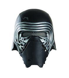 Star Wars: The Force Awakens Adult Kylo Ren Half Helmet Rubie's http://www.amazon.com/dp/B00TP513V6/ref=cm_sw_r_pi_dp_FSsswb1X0QR6B