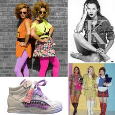 80s Fashion Trends   by Michelle Manning 7/18/12 0 Reactions 21 Shares Print