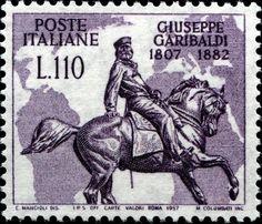 Garibaldi francobollo