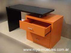 Office Table Design, Home Office Design, Wooden Desk, Home Hacks, Computer, Woodworking Shop, Cabinet, Interior Design, Kids Room