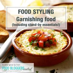 Garnishing Tips for