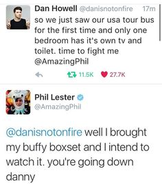 I saw the tour bus tour and it was so funny