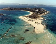 Isla de Espalmador beautiful place for a beach picnic. Visited in the 80's on a boat trip in Ibiza.
