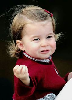 Princess Charlotte in Canada