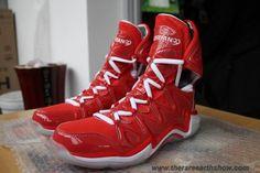 New red Nike Air Jordan 29 Mens Shoes