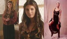 In the twentieth episode Kenna wears this Free People Artemis Maxi Dress Kenna Reign, Lady Kenna, Caitlin Stasey, Reign Tv Show, Reign Dresses, Reign Fashion, The Cw Shows, Forever 21 Cardigans, Lady In Waiting