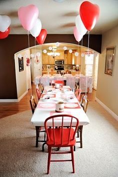 Valentines Day Party - Kara's Party Ideas - The Place for All Things Party