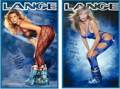 Lange Girl Posters
