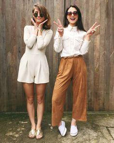 Look neutro irmãs