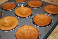 pompoen muffins - zie ook recept onder reacties