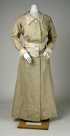 1915–17 Culture: American Medium: wool Dimensions: (a) Length at CB: 14 1/4 in. (36.2 cm) (b) Length at CB: 36 in. (91.4 cm) (c) Length: 36 ...