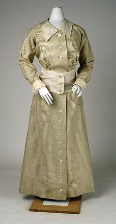 1915–17 Culture: American Medium: wool Dimensions: (a) Length at CB: 14 1/4 in. (36.2 cm) (b) Length at CB: 36 in. (91.4 cm) (c) Length: 36 ...