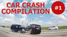 Car Crash Compilation #1 Car Crash Videos August 2015 https://www.youtube.com/watch?v=dCO7MqRZZ5A