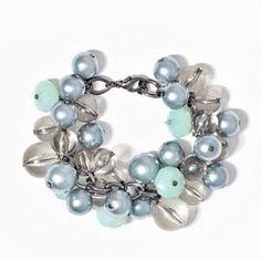Charming Charlie 601.605.2105 The Sea Glass Gleam Bracelet @renaissanceatcolonypark #shoprenaissance #ccstyle @charm_charlie   Flickr - Phot...