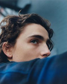 Portrait Photography Inspiration : Throwback to Timothées photoshoot for T: The New York Times Style Magazine
