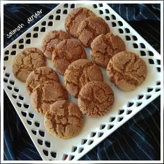 Ginger Snaps recipe by Salmah Dendar posted on 25 Sep 2018 . Recipe has a rating of by 5 members and the recipe belongs in the Biscuits & Pastries recipes category Ginger Snaps Recipe, Ginger Snap Cookies, Halal Recipes, Golden Syrup, Food Categories, Pastry Recipes, Biscuit Recipe, Tea Time, Biscuits