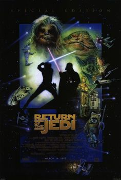 Star Wars: Return of the Jedi Special Edition 1997