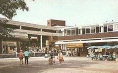 New Town Centre, Basingstoke Hampshire, Old Photos, Roots, Centre, Nostalgia, Past, Childhood, Street View, History