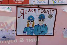 Діти хочуть, щоб поліцейські їх носили на руках і переводили через дорогу (ФОТО) - Вголос.zt - інформаційно-аналітичний портал Житомирщини