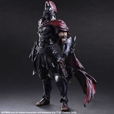 Amazon.co.jp | DC Comics VARIANT PLAY ARTS改 BATMAN™:Timeless SPARTA PVC -PAINTED COMPLETE ACTION FIGURE: W204mm×D131mm×H275mm weight: 490g BATMAN and all related characters and elements (C) & ™ DC Comics. (s16) (http://www.amazon.co.jp/exec/obidos/ASIN/B015ZHRW26) #HOBBY #BATMAN #Figure