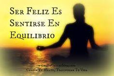 #Felicidad #Salud #Equilibrio
