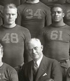 Teammates, roommates, friends: Gerald Ford threatened to quit the University of Michigan football team in 1934 if fellow Wolverine Willis Ward was benched against Georgia Tech because of the southern school's refusal to play against black players. Georgia Tech Football, Michigan Wolverines Football, Football Team, Football Season, College Football, American Presidents, American History, Michigan Go Blue, Flint Michigan