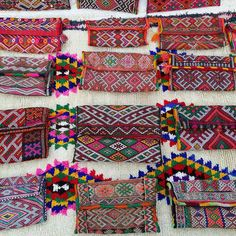 Kilim clutches coming soon!