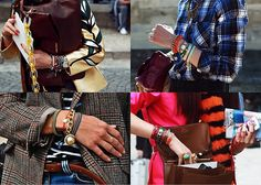LAYERING WATCHES WITH BRACELETS : THE CONFASHIONIST