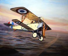 """Nieuport 11 """"Bébé"""""""