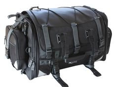 Moto Fizz Camping Seat Bag